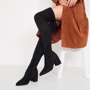 Aldo Froredia over the knee boots size 5